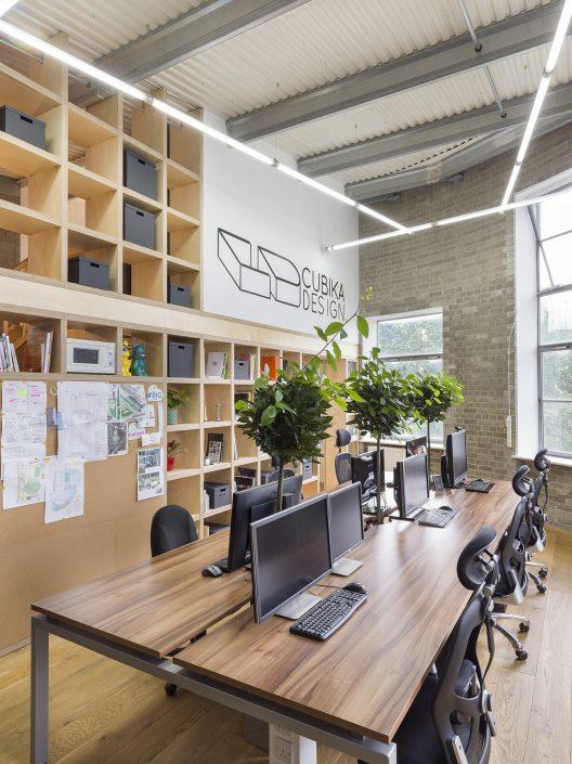 Cubika Design London Office